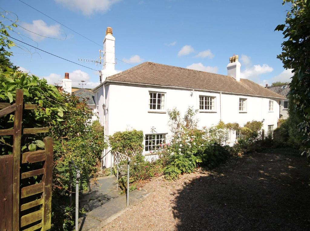 6 Bedrooms Detached House for sale in Herrings Street, South Pool, Kingsbridge, Devon, TQ7