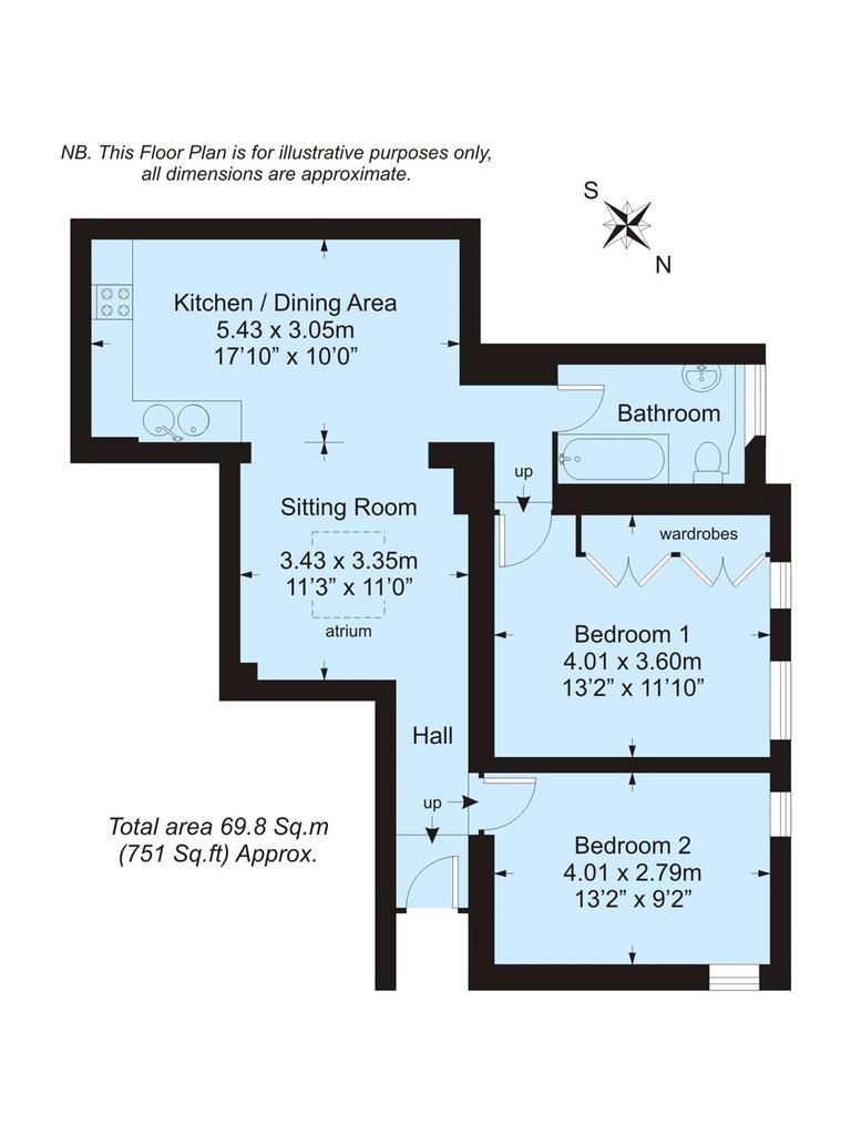 Colmer Estate Modbury Devon Pl21 2 Bed Apartment For