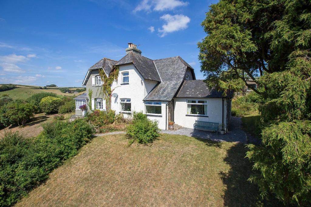 3 Bedrooms Semi Detached House for sale in Woodview Cottages, Staverton, Totnes, Devon, TQ9