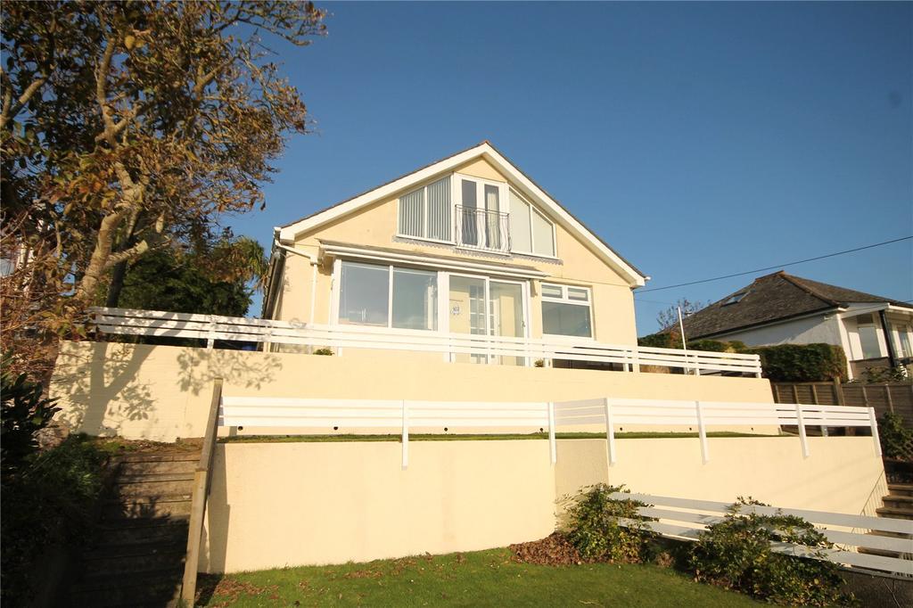 4 Bedrooms Detached House for sale in Belle Cross Road, Kingsbridge, Devon, TQ7
