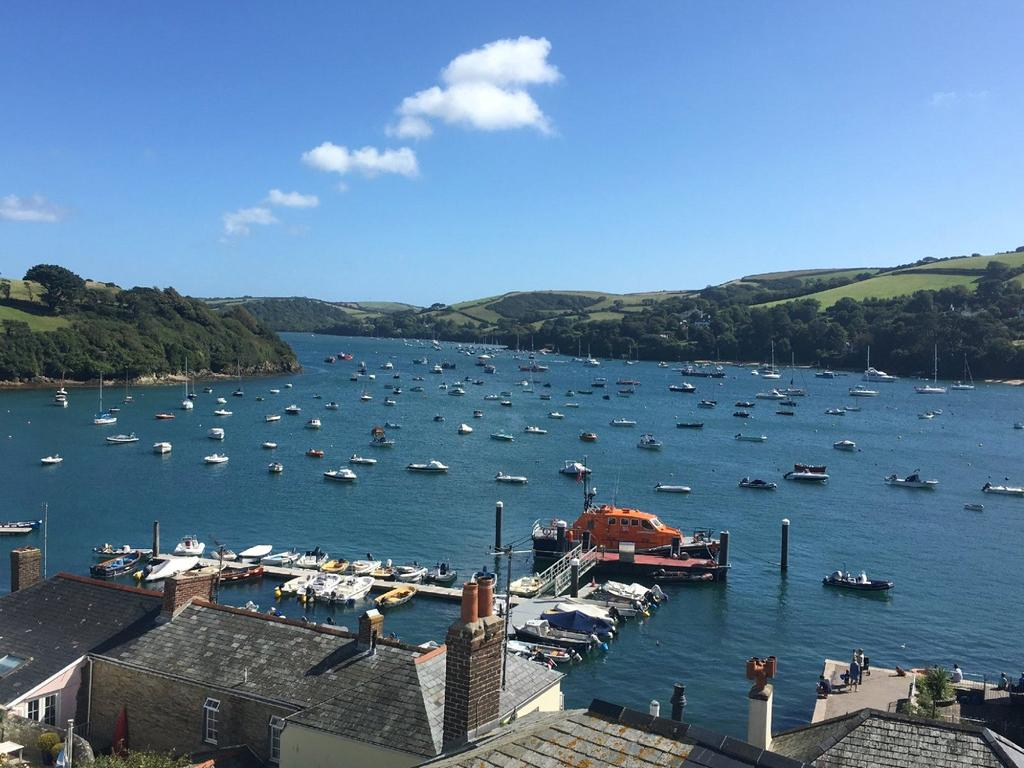3 Bedrooms Apartment Flat for sale in Buckley Street, Salcombe, Devon, TQ8