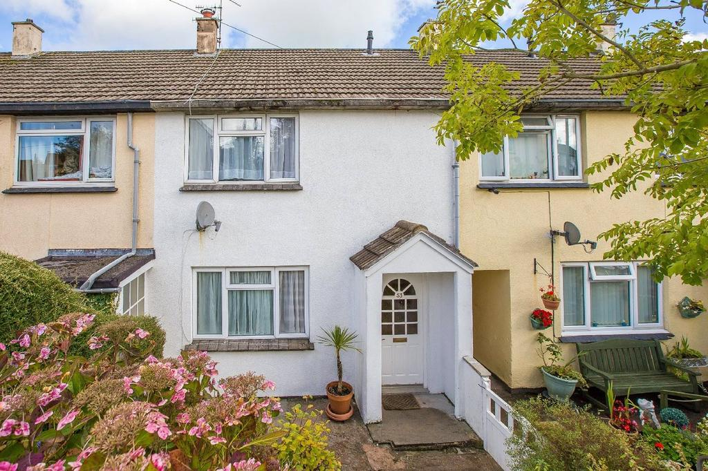 2 Bedrooms Terraced House for sale in Crowder Park, South Brent, Devon, TQ10