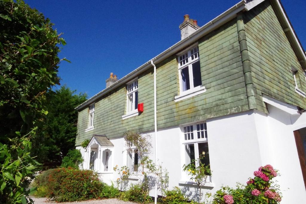 4 Bedrooms Detached House for sale in Newton Hill, Newton Ferrers, Plymouth, Devon, PL8