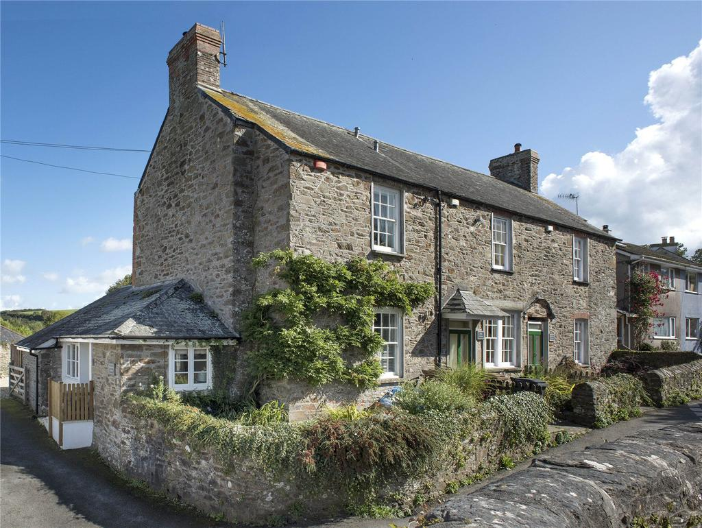 3 Bedrooms End Of Terrace House for sale in Fore Street, Holbeton, Plymouth, Devon, PL8