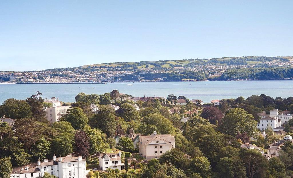 4 Bedrooms House for sale in Middle Warberry Court, Torquay, Devon, TQ1