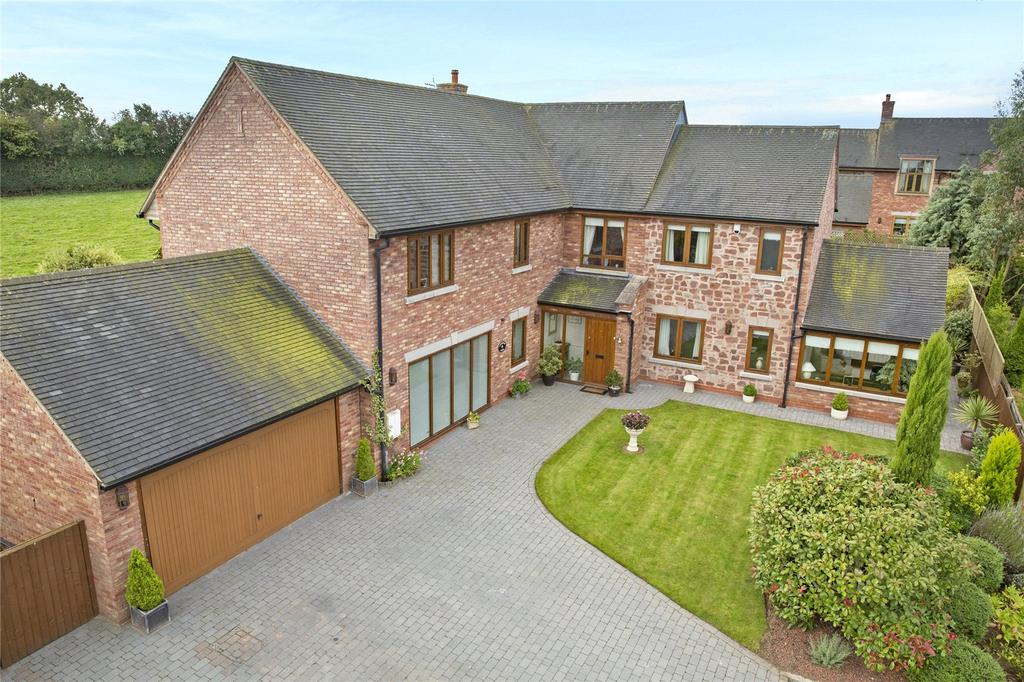 6 Bedrooms Detached House for sale in Clifton-on-Teme, Worcestershire