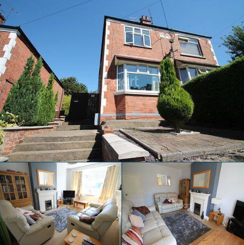 2 bedroom semi-detached house to rent - St Bartholomews Road, NG3