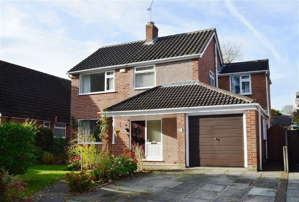 3 Bedrooms Detached House for sale in Rickaby Close, CH63