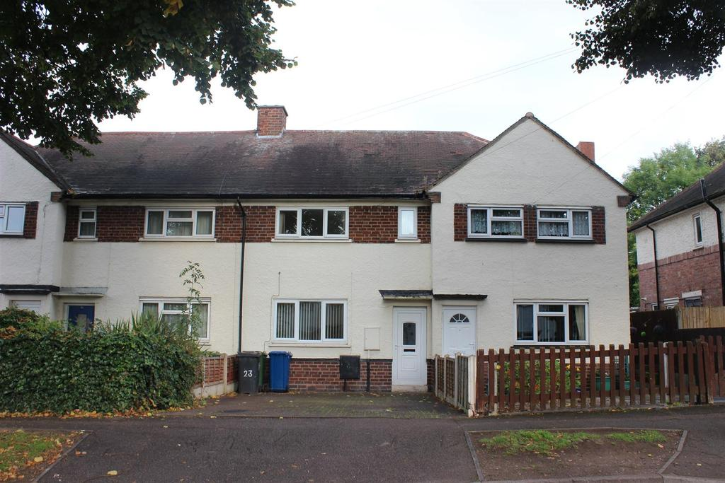 2 Bedrooms Terraced House for sale in Manor Road, Tamworth