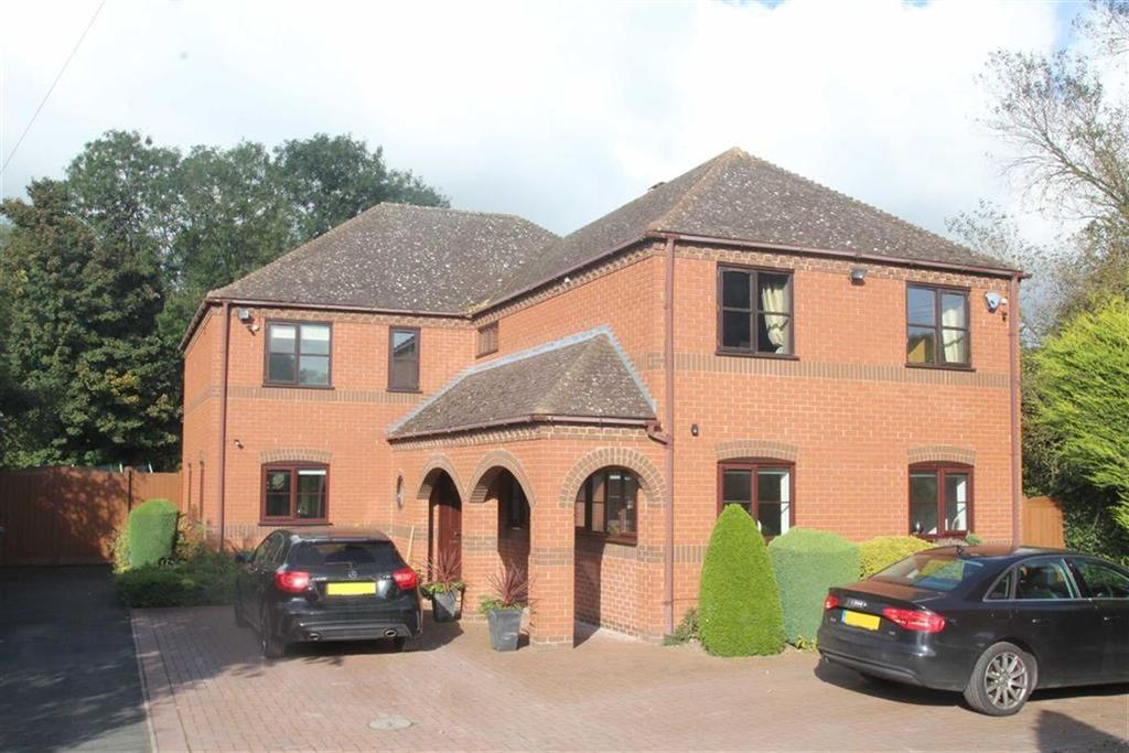 4 Bedrooms Detached House for sale in Weir Road, Hanwood, Shrewsbury