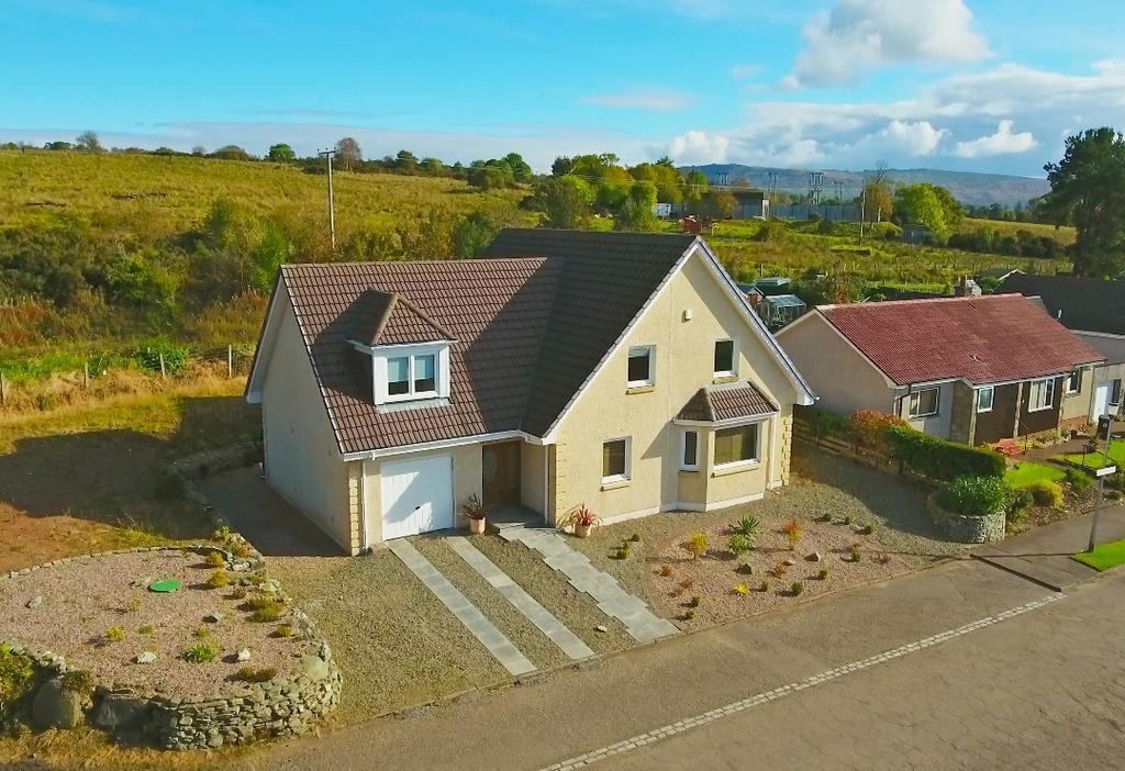 4 Bedrooms Detached House for sale in Paterson Drive, Helensburgh, Argyll Bute , G84 9QY