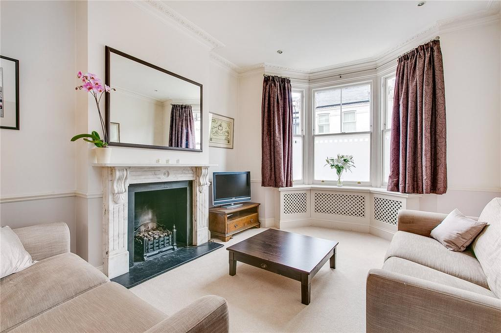 3 Bedrooms Terraced House for sale in Ackmar Road, Parsons Green, London