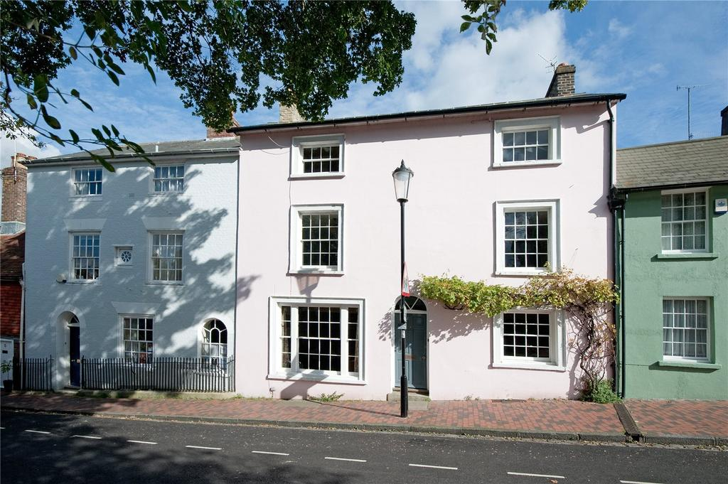 5 Bedrooms Terraced House for sale in Southover High Street, Lewes, East Sussex