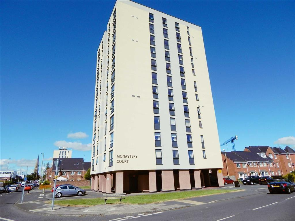 1 Bedroom Apartment Flat for sale in Monastery Court, Jarrow, Tyne And Wear, NE32