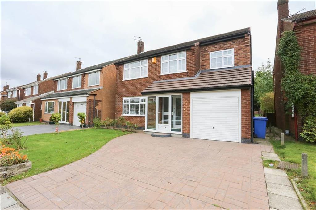 5 Bedrooms Detached House for sale in Buckingham Road West, Heaton Moor