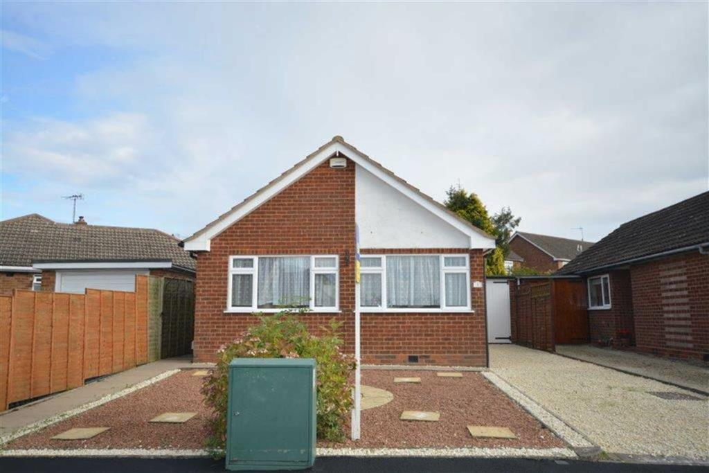 2 Bedrooms Detached Bungalow for sale in Leyland Road, Bulkington