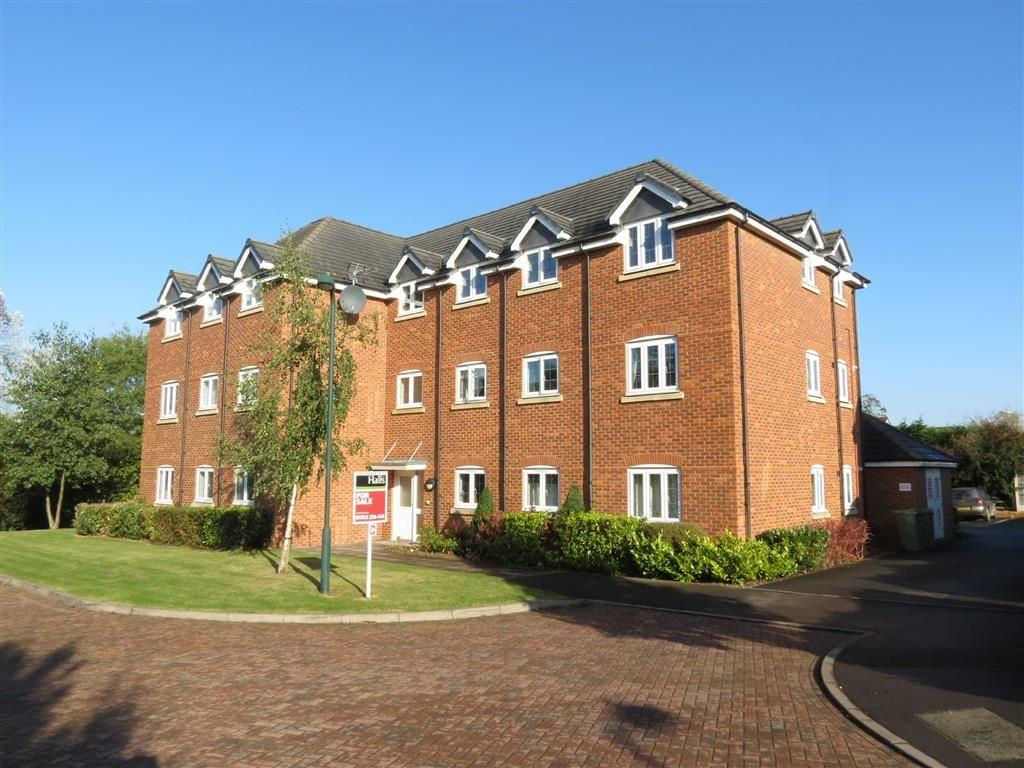 2 Bedrooms Apartment Flat for sale in Drake Close, Shrewsbury, Shropshire