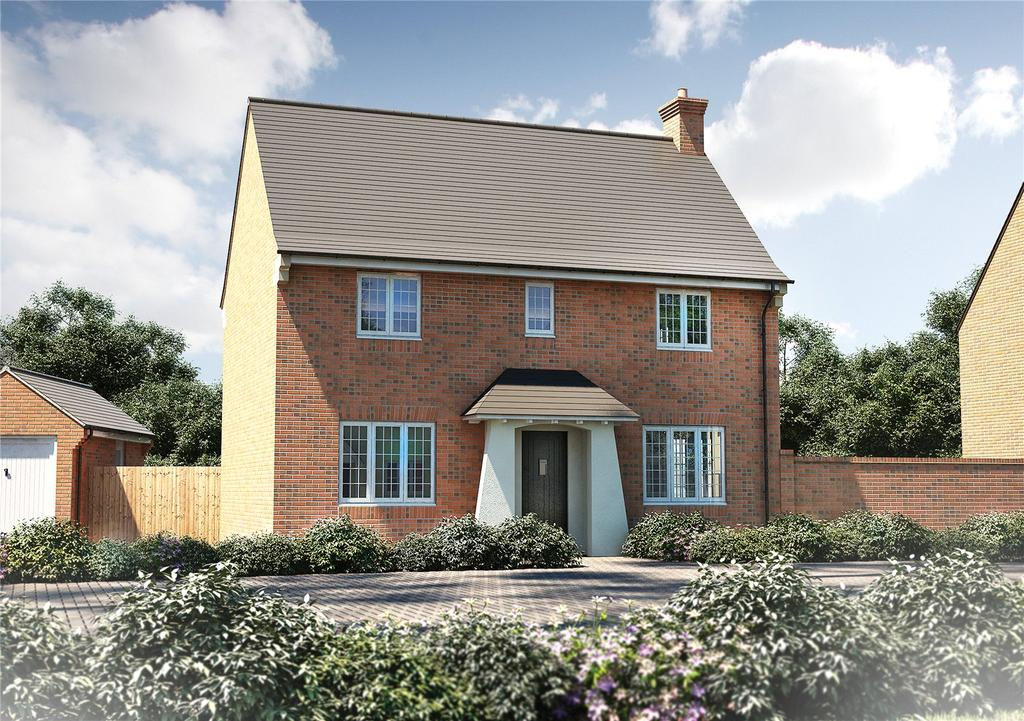 4 Bedrooms Detached House for sale in Plot 102 - The Ebford, Woodberry Copse, Lyme Regis, Dorset, DT7