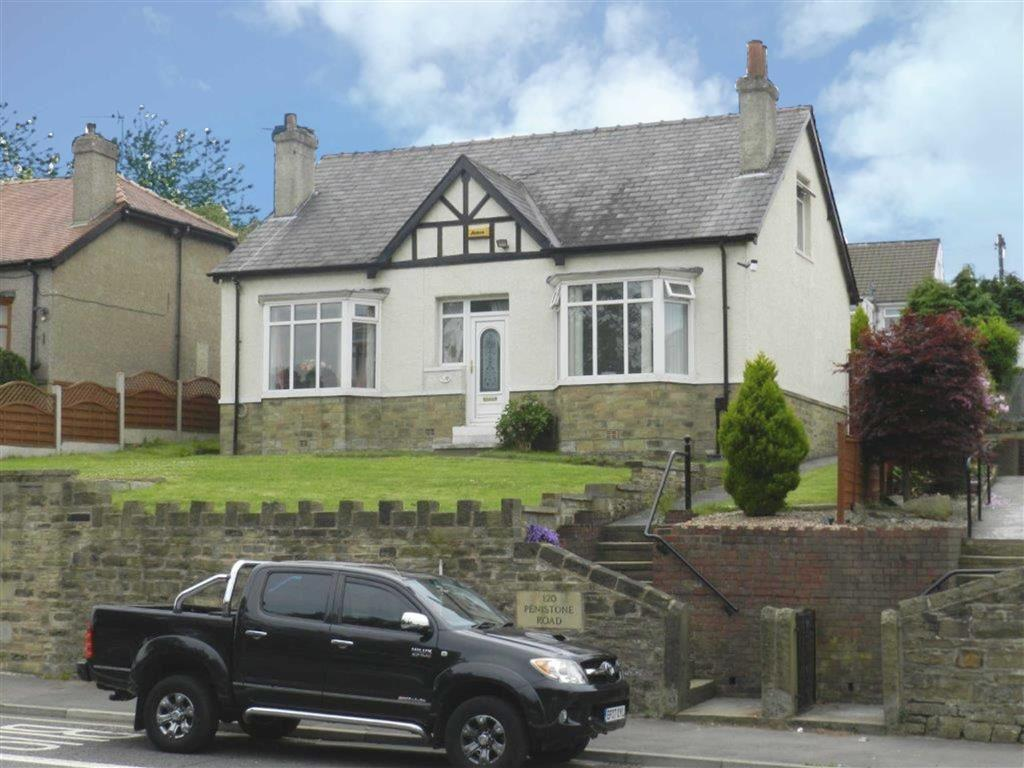 4 Bedrooms Detached House for sale in Penistone Road, Waterloo, Huddersfield, HD5