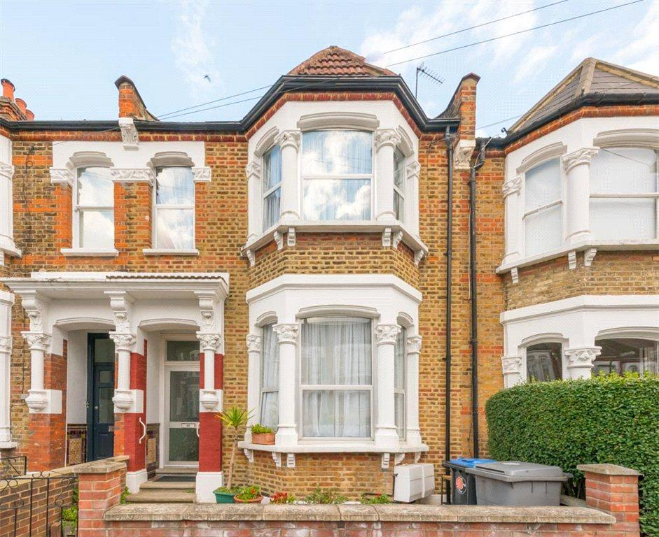 4 Bedrooms Terraced House for sale in Linden Avenue, London, NW10