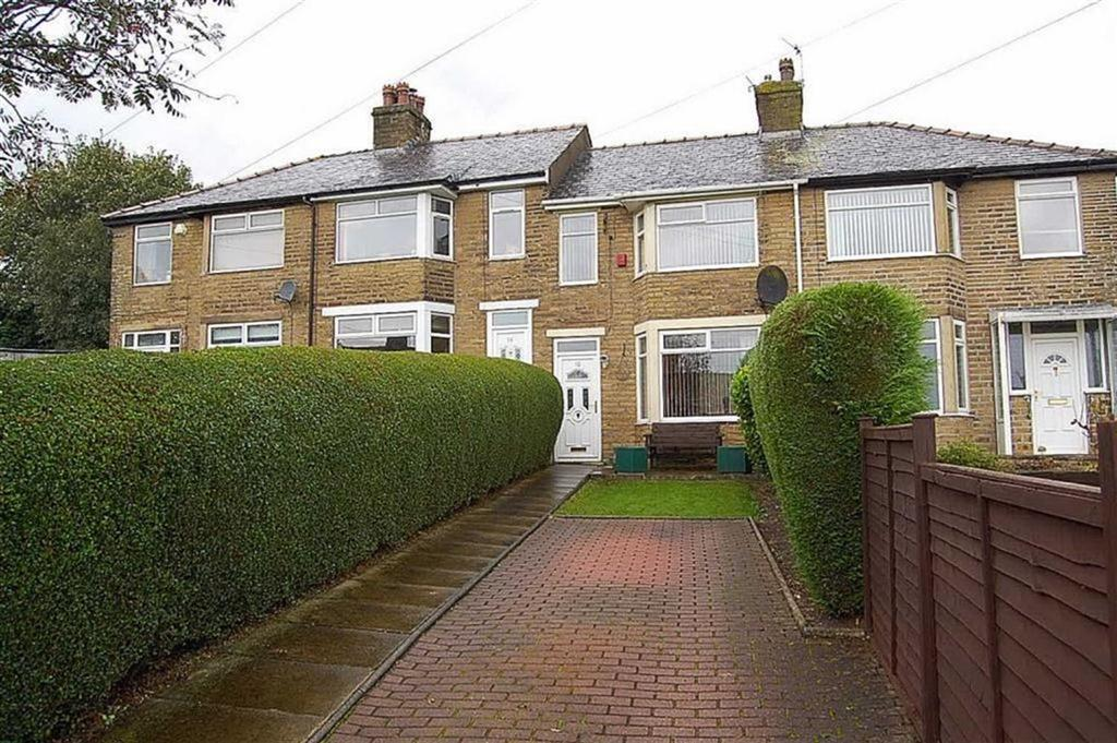 2 Bedrooms Terraced House for sale in Moorend Gardens, Pellon, Halifax, HX2