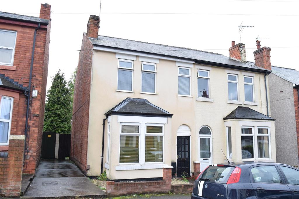 3 Bedrooms Semi Detached House for sale in Stella Street, Mansfield