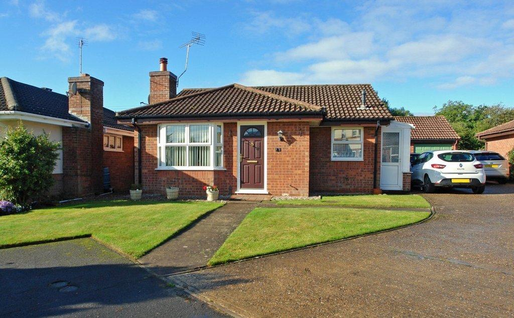 2 Bedrooms Detached Bungalow for sale in Sampson Road, North Walsham