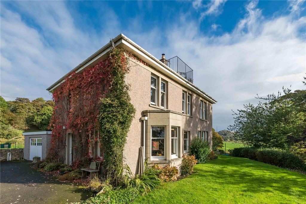 4 Bedrooms Detached House for sale in Greenkip Dalachy, By Aberdour, Fife, KY3