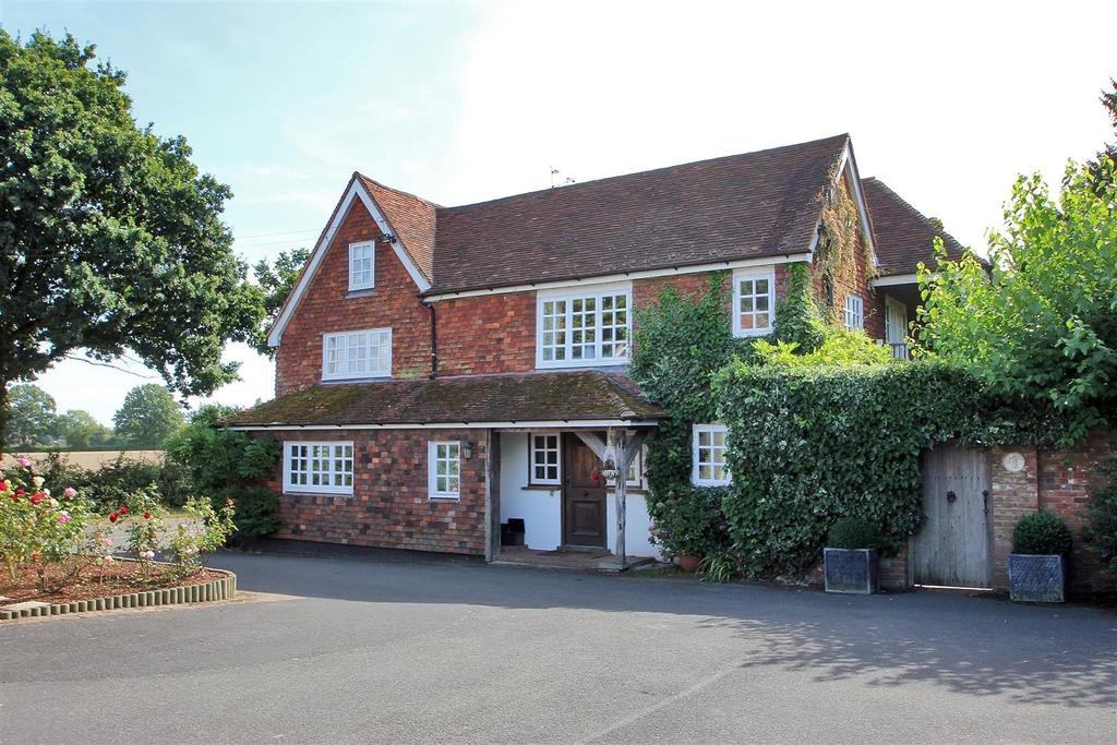 7 Bedrooms Detached House for sale in Dairy Lane, Marden, Tonbridge