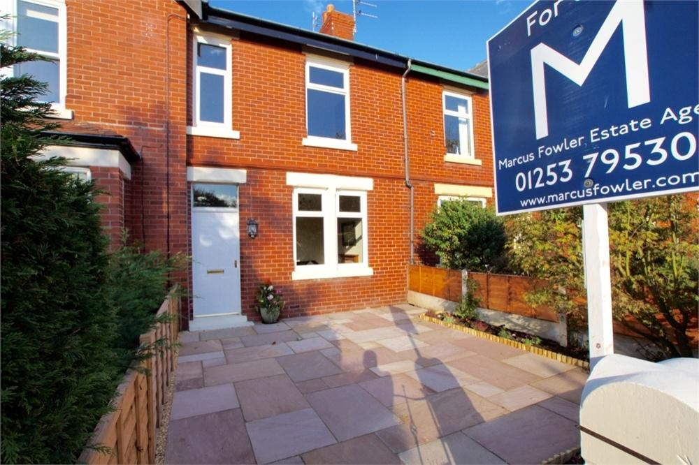 3 Bedrooms Terraced House for sale in Rossall Road, Ansdell, Lancashire