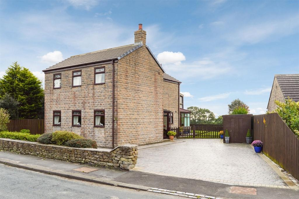3 Bedrooms Detached House for sale in Valley View, Middleton Road, Woodland, Bishop Auckland, Durham