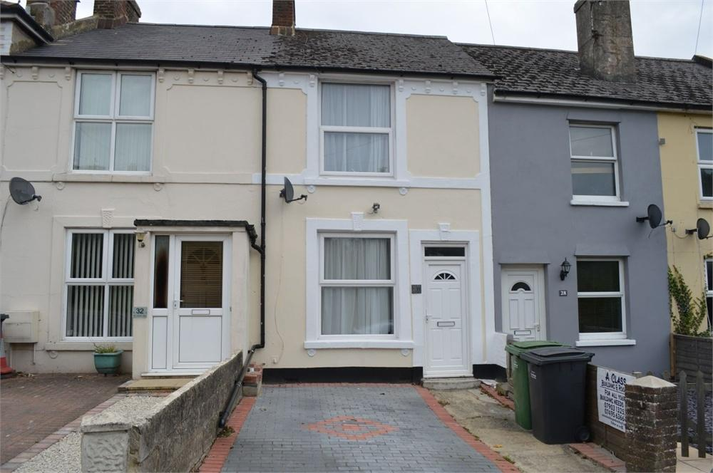 2 Bedrooms Terraced House for sale in Old Church Road, St Leonards on Sea