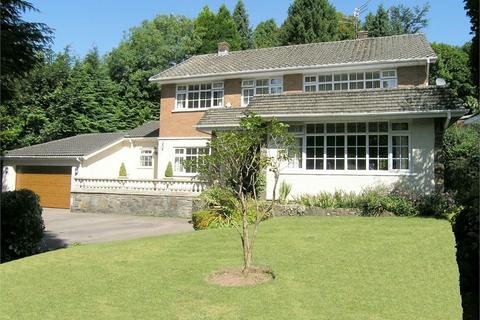 4 bedroom detached house for sale - Mill Road, Lisvane, Cardiff