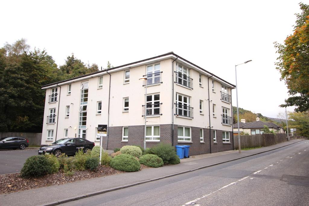 2 Bedrooms Flat for sale in 1/2 1 Littlemill Court, Bowling, G60 5BP