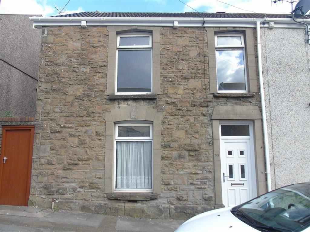3 Bedrooms End Of Terrace House for sale in Clyndu Street, Morriston, Swansea