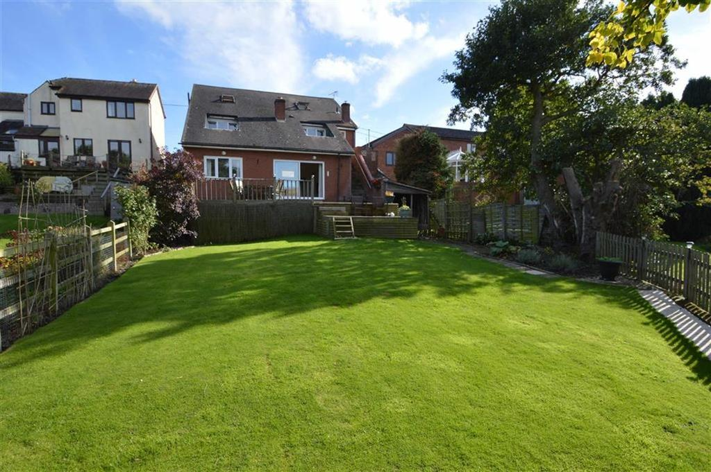 4 Bedrooms Detached House for sale in Brookvale, Annscroft, SY5