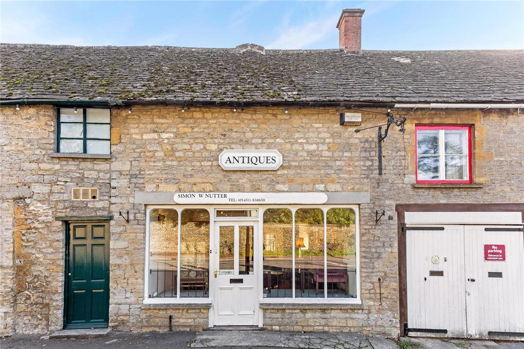 2 Bedrooms Terraced House for sale in Wraggs Row, Stow-On-The-Wold, Cheltenham, Gloucestershire, GL54