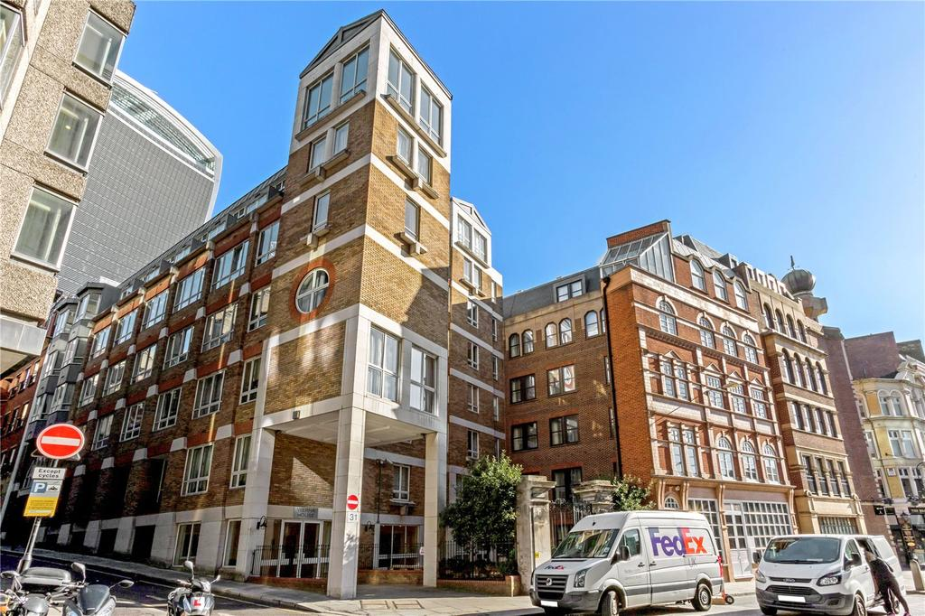 1 Bedroom Flat for sale in Werna House, 31 Monument Street, London, EC3R