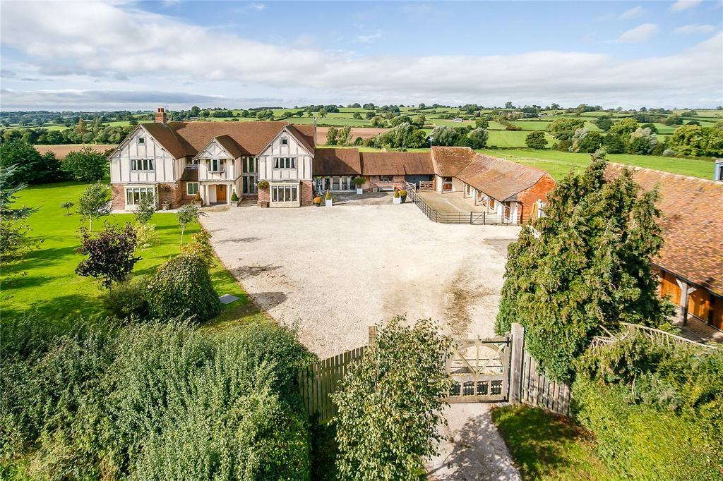 5 Bedrooms Detached House for sale in Boylestone, Ashbourne, Derbyshire, DE6