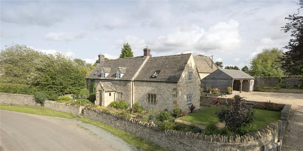 4 Bedrooms Equestrian Facility Character Property for sale in Hawling, Gloucestershire, GL54