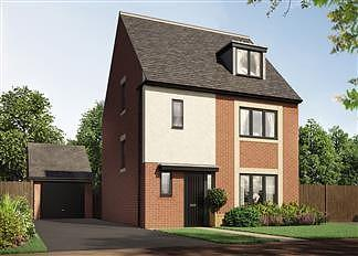 4 Bedrooms Detached House for sale in The Oak, College Mews, Hebburn
