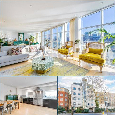 4 bedroom flat for sale - Icon Apartments, 129 Grosvenor Road, Pimlico, London