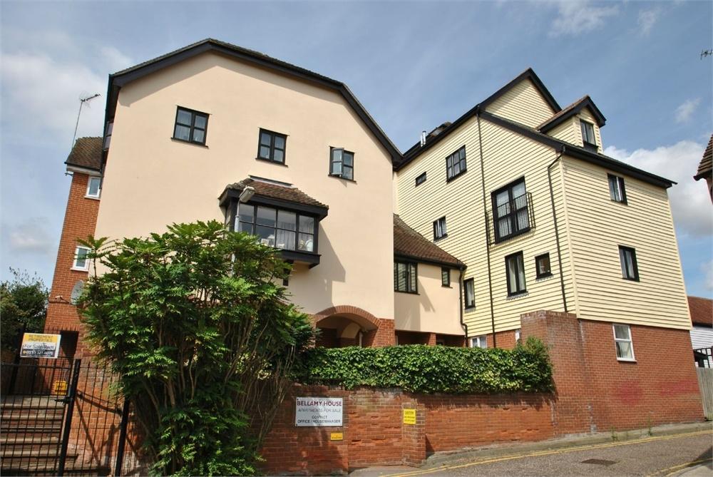 1 Bedroom Retirement Property for sale in Bellamy House, New Street, Braintree, Essex