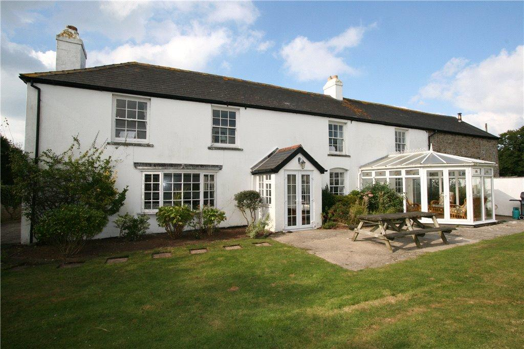 5 Bedrooms House for sale in Farmhouse, Kennacott Court, Widemouth Bay, Bude, Cornwall