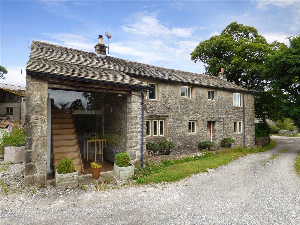 4 Bedrooms Unique Property for sale in Penyghent Cottage, Selside, Settle, North Yorkshire