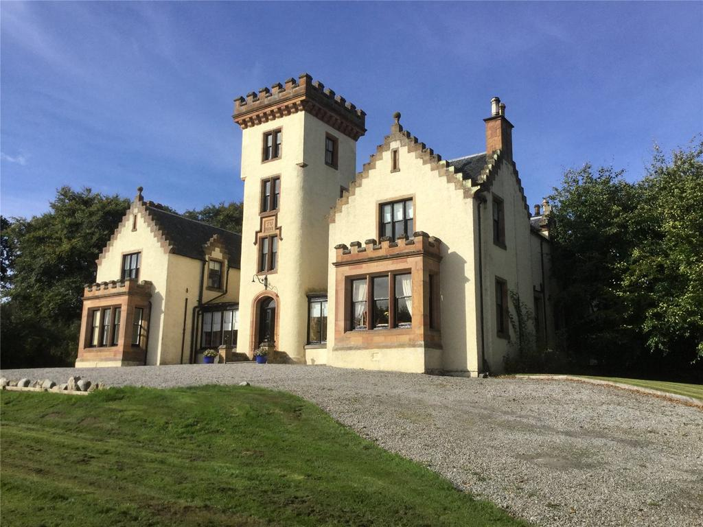 7 Bedrooms Detached House for sale in Delny, Invergordon, Ross-Shire