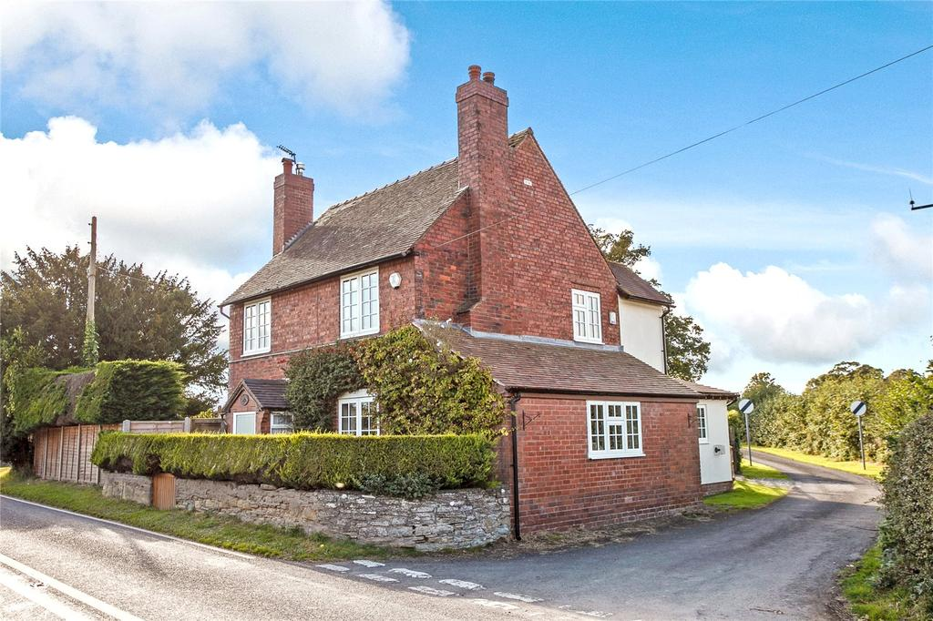 3 Bedrooms Detached House for sale in The Green, Culmington, Ludlow, Shropshire
