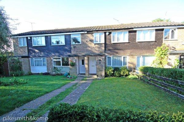3 Bedrooms Terraced House for sale in Lillibrooke Crescent, MAIDENHEAD, SL6
