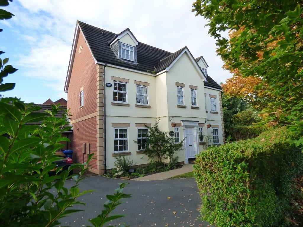 6 Bedrooms Detached House for sale in Turnbull Road, Fradley, Lichfield