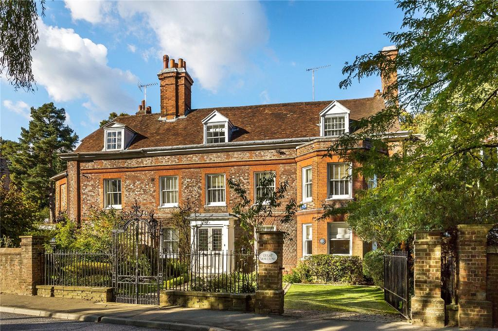 4 Bedrooms Terraced House for sale in High Street, Westerham, Kent, TN16